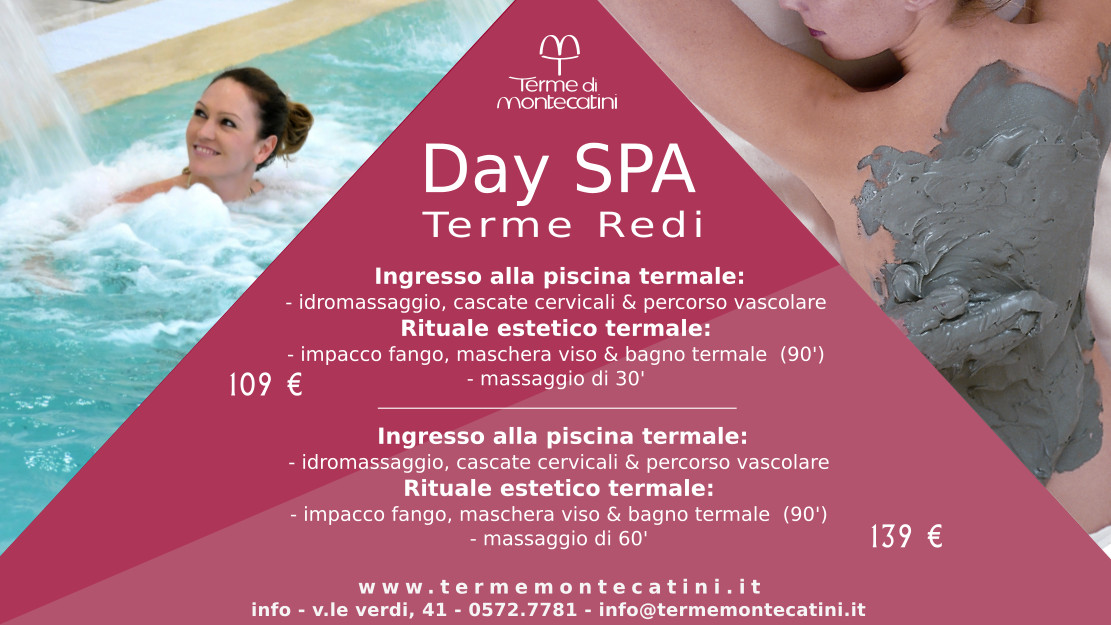 DAY SPA TERME REDI